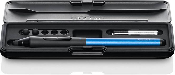 Intuos Creative Stylus Blue - Intuos Creative Stylus Finally, a professional-grade stylus for the iPad from the leader in creative stylus technology. Create naturally, with a pres...