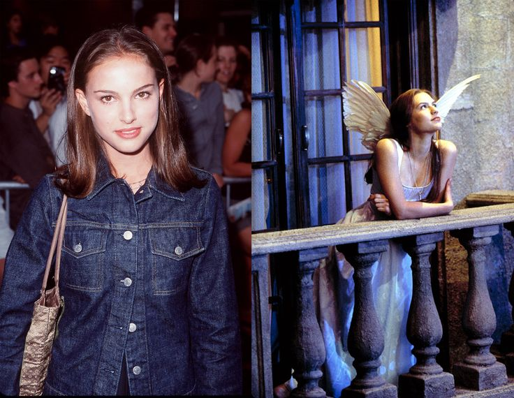 """Natalie Portman almost played Juliet Capulet in Romeo + Juliet - Natalie Portman was only 13 years old when Baz Luhrmann cast her as the young Juliet Capulet in his Romeo + Juliet remake. But after the director saw Portman paired with Leonardo DiCaprio, who was eight years older than her at the time, they both agreed the age difference was simply too much. """"It wasn't appropriate in the eyes of the film company or the director, Baz,"""" Portman said."""