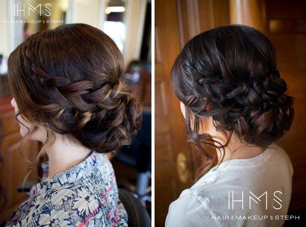 Best 25 Wedding Hairstyles Ideas On Pinterest: Best 25+ Brunette Updo Ideas On Pinterest