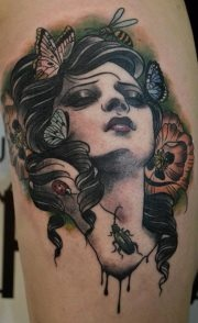 Alix Tattoo    https://www.facebook.com/AlixGe.tattoos