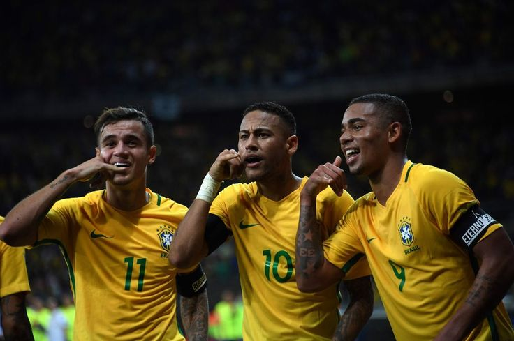 Brazil 3-0 Argentina: Coutinho and Neymar shine as Selecao romp to victory - 6 things we learned - Mirror Online
