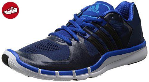 adidas  M18107,  Herren Turnschuhe , - Blau, Schwarz - Größe: EU 45 - Adidas sneaker (*Partner-Link)