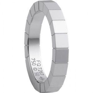 ラニエール ウェディング リング - Cartier(カルティエ)の結婚指輪