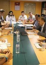 BNG, PSOE y RIADA cierran el acuerdo sobre el programa de gobierno : Ponteareas Virtual