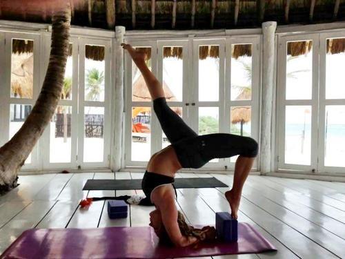 backbend.  #yoga