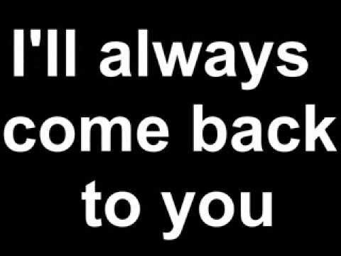 Isley brothers ill always come back to you lyrics
