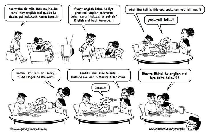 English Class ...............