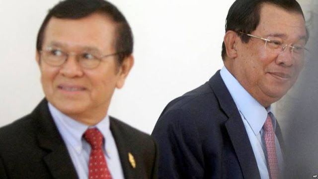 In Leaked Recording Hun Sen Seeks to Divide Opposition Admits Influence on Courts