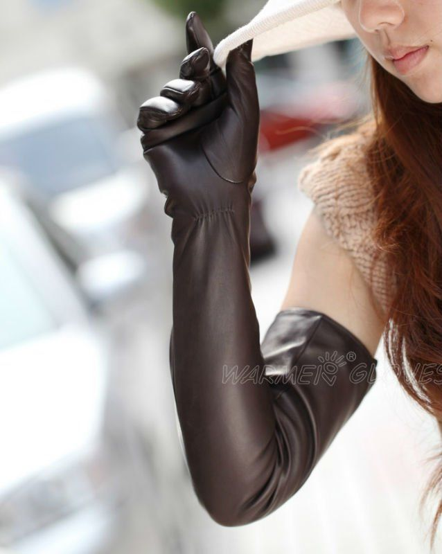 Find long leather gloves at ShopStyle. Shop the latest collection of long leather gloves from the most popular stores - all in one place.