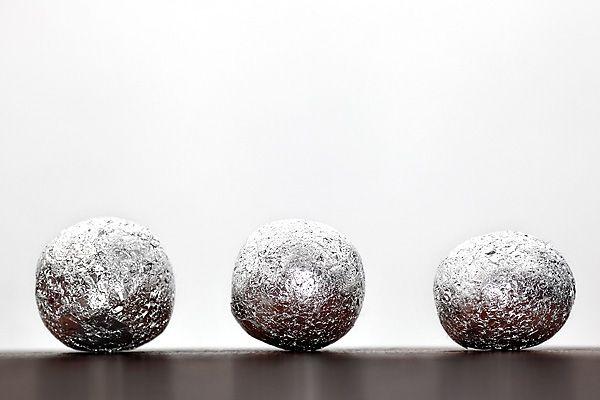 Aluminum Foil Dryer Balls Much Better Alternative Than