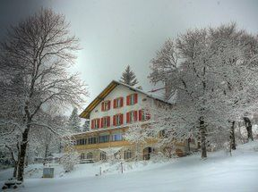 Vipassana Meditation Center Dhamma Sumeru Switzerland - Outside