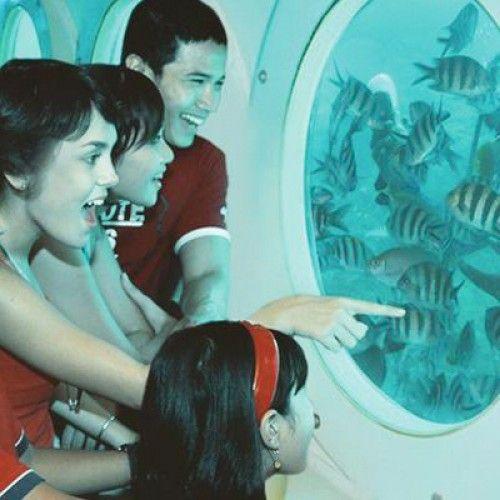 Odyssey submarine