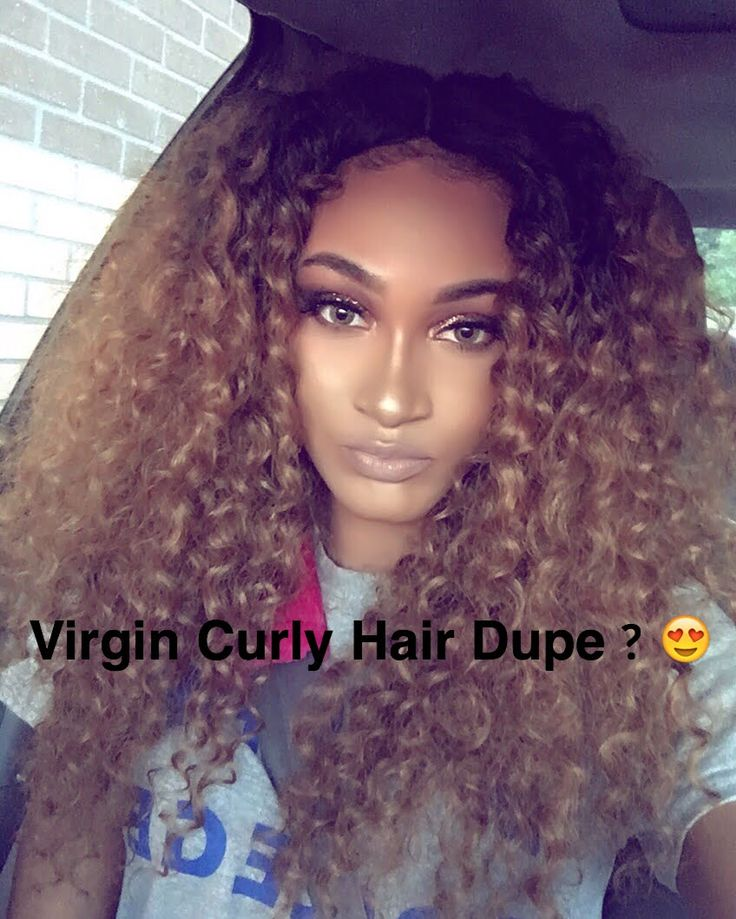 Virgin Curly Hair Dupe? | Outre Duo Dominican Curly Hair Weave| Hair Und...