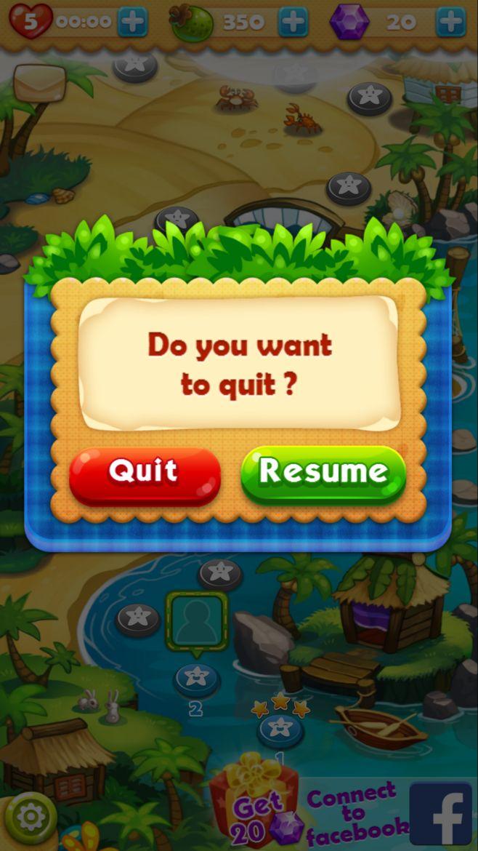 Pop Up Game UI design