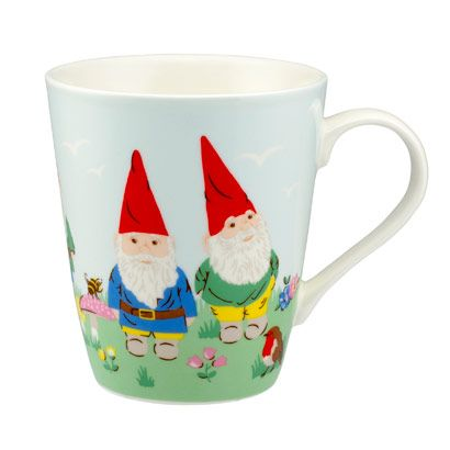 Garden Gnomes Stanley Mug | Gifts under £10 | CathKidston