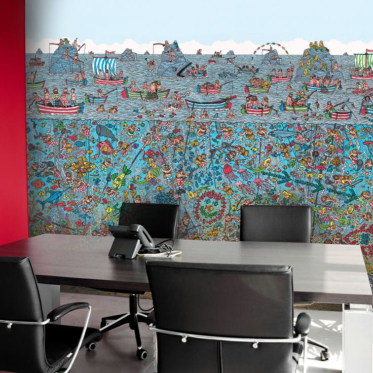 17 best images about wall murals on pinterest vinyls for A perfect day wall mural