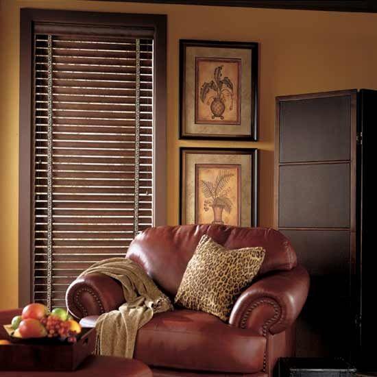 Best 25 dark wood blinds ideas on pinterest living room for Best wood window brands