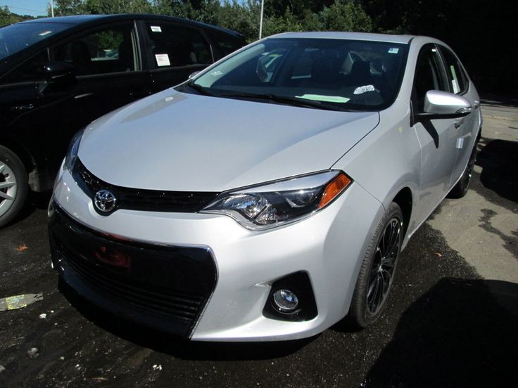 2015 toyota corolla changes Car Reviews Pinterest
