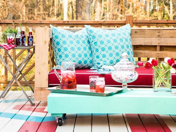 ▷ 1001 + idées pour créer un beau salon de jardin en ...