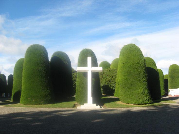 Jardines de Cementerio en Punta Arenas