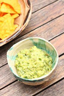 Guacamole aux saveurs vietnamiennes - Vietnam-fusion guacamole