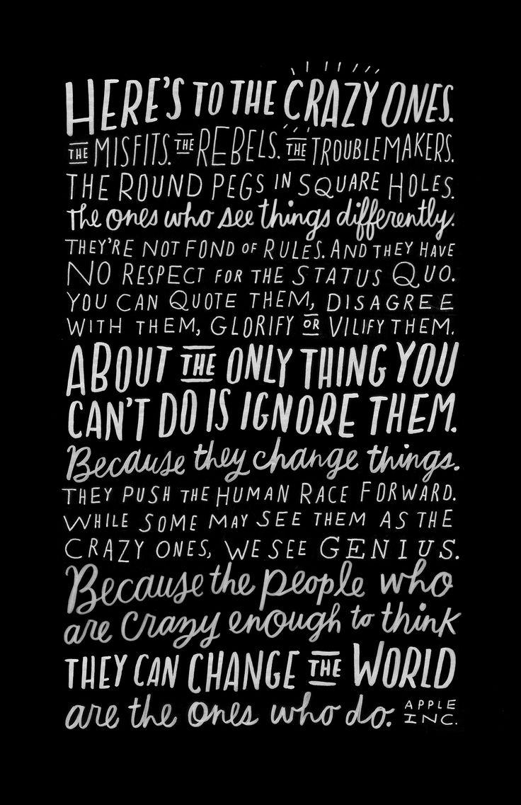 Apple Inc, Quote. Amber Goodvin Insightful quotes