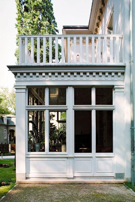 die besten 25 anbau haus ideen auf pinterest hausanbau. Black Bedroom Furniture Sets. Home Design Ideas