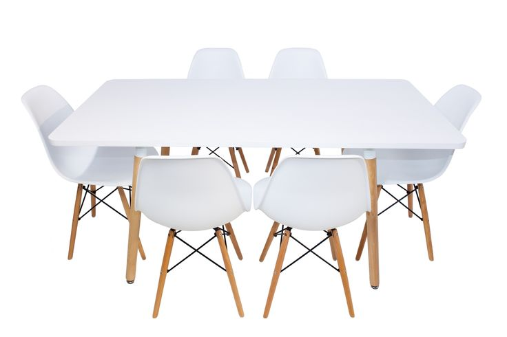 Milano Republic Furniture Pty Ltd - Combo Special Price - Replica Mario Cellini Halo Dining Table (160cm) and 6 x Eames Dining chairs, $789.00 (http://www.milanorepublicfurniture.com.au/combo-special-price-replica-mario-cellini-halo-dining-table-160cm-and-6-x-eames-dining-chairs/)
