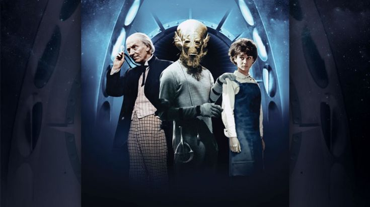 First Doctor DVD Covers | Gallery | Doctor Who The Sensorites