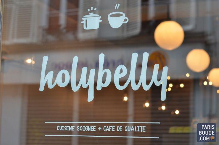 Nouveau restaurant à Paris : Holybelly, le joli coffee shop de la rue Lucien Sampaix. crédit photos : Fanny B.