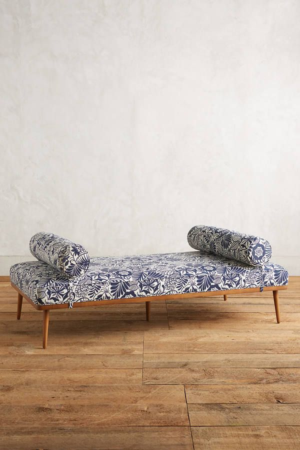 Anthropologie Printed Darcy Daybed