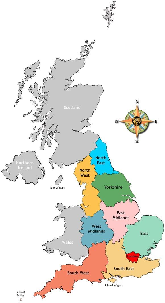 map of england map of england and the uk including regional map