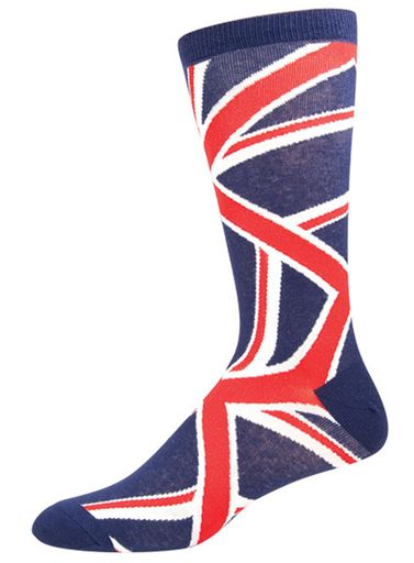 Absolute Socks - Mens Union Jack Socks, Sold Out  (http://www.absolutesocks.com/mens-union-jack-socks/)