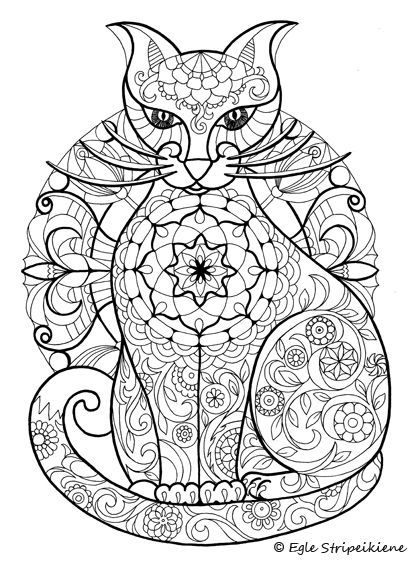 325 best Adult Coloring Books for Relaxation images on Pinterest ...