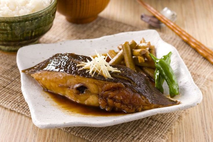 An Easy Japanese Simmering Sauce for Fish (Sakana no Nitsuke)