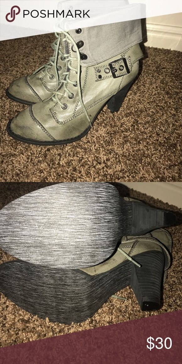Not Rated boots! Never been worn. Super cute boots. Not Rated Shoes