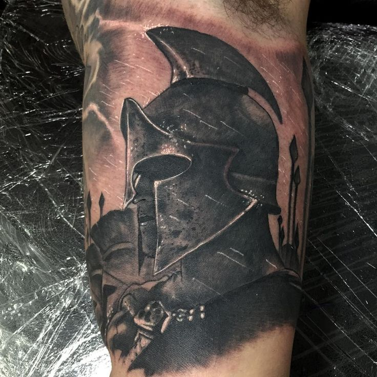 spartan tattoo27