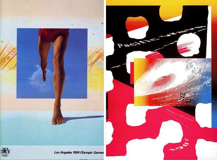 april-greiman-jeux-olympique-los-angeles-1984-pacific-wave-1981