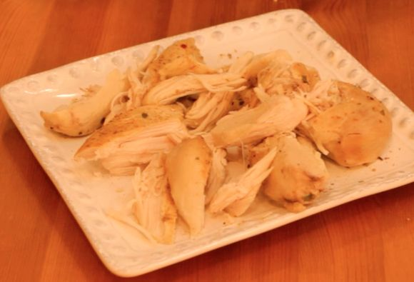How To Make Perfecly Moist Chicken Breast (Video) | Real Healthy Recipes