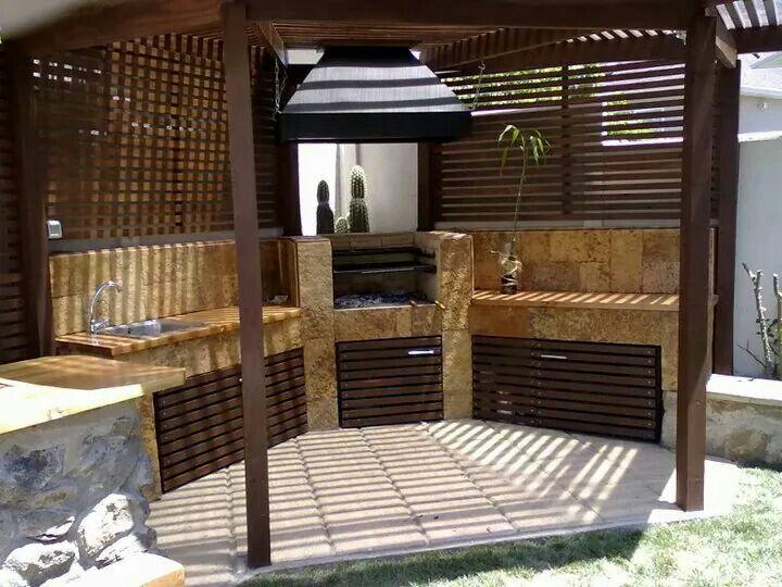 Quincho terrazas pinterest quinchos terrazas y parrilla for Terrazas quinchos