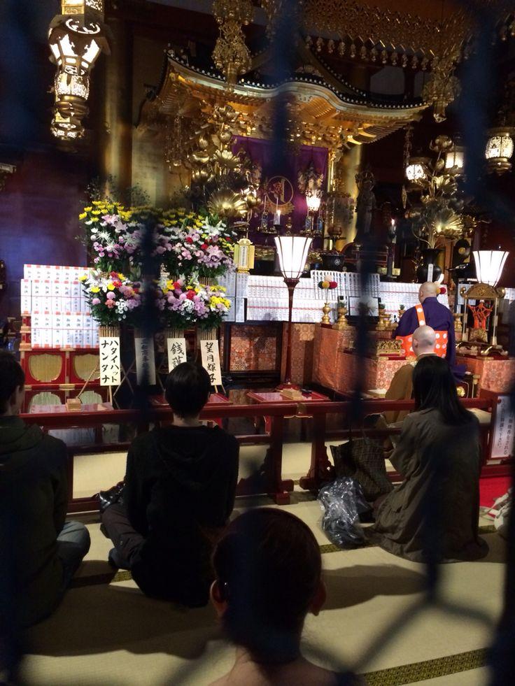 Prayers in Tokyo