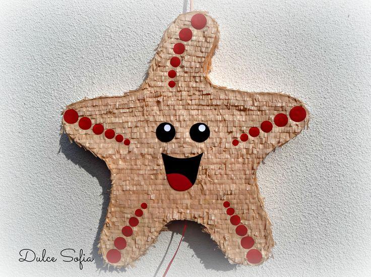 """Piñata """"Estrella de Mar"""""""