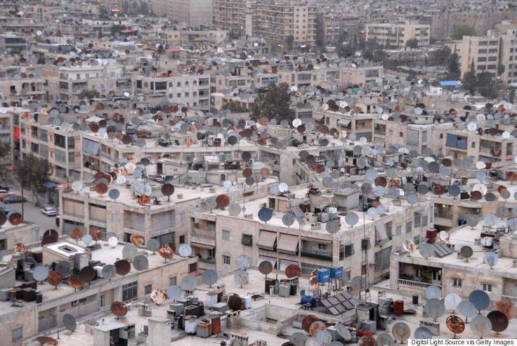 전쟁 이전, 시리아 알레포는 이렇게나 아름답고 활기 넘치는 도시였다