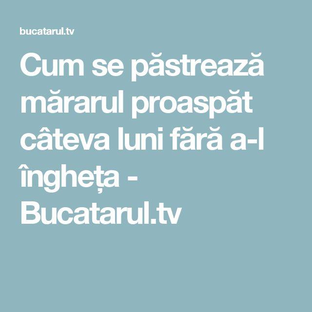 Cum se păstrează mărarul proaspăt câteva luni fără a-l îngheța - Bucatarul.tv
