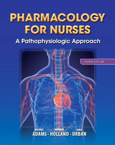57 best health sciences nursing ebooks images on pinterest pharmacology for nurses a pathophysiologic approach 4th edition michael adams leland fandeluxe Choice Image