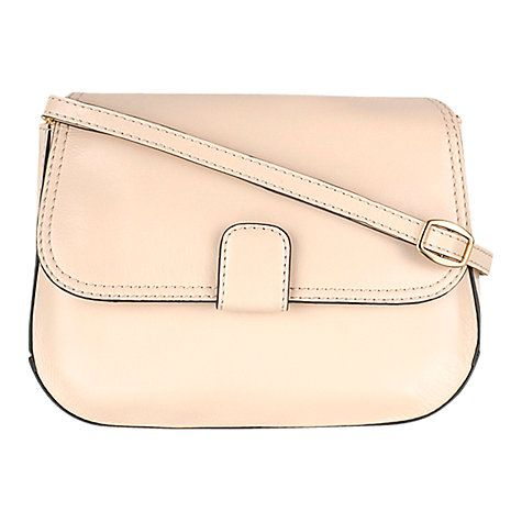 Buy Tula Smooth Originals Small Leather Across Body Bag Online at johnlewis.com