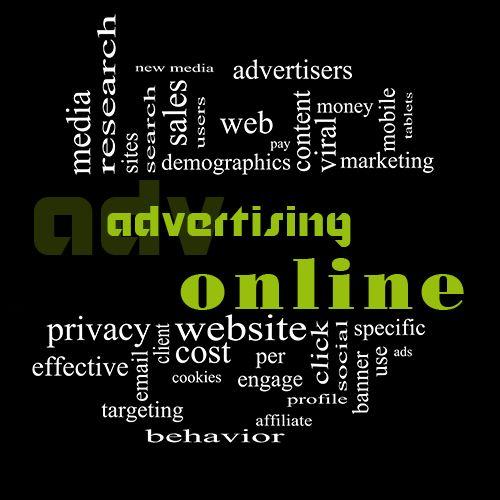 Advertising online, come cambia la pubblicità! http://www.wiseup.it/ #advertising #pubblicità #marketing