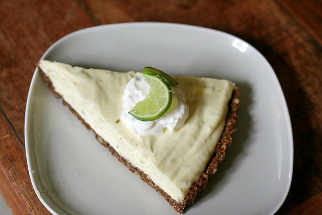 Key Lime Pie and Pecan Gingersnap Pie Crust | Desserts and Sweets ...