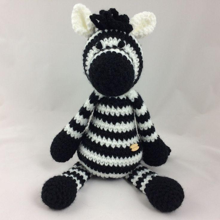 Cuddle the zebra!