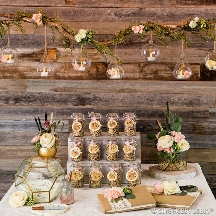 Diy Rustic Wedding Ideas: 121 Best Rustic Wedding Decor Images On Pinterest